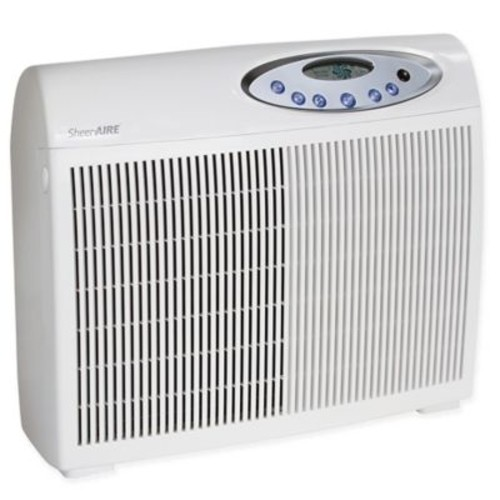 SheerAIRE 21.9-Inch HEPA Air Purifier with Remote