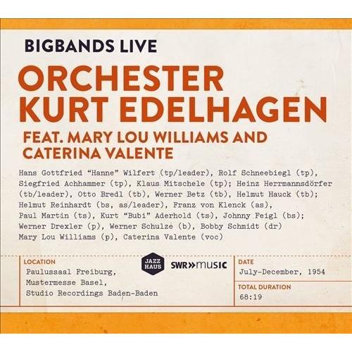 Big Bands Live [CD]