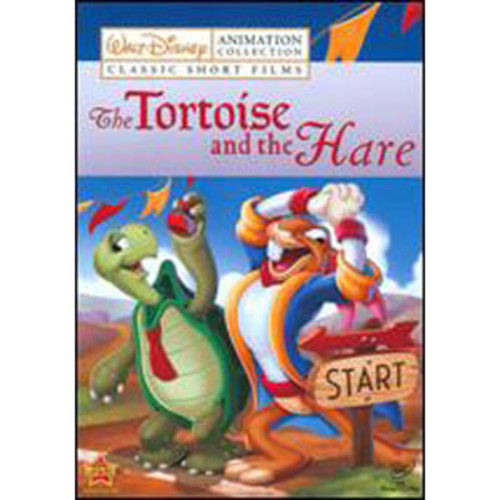 Walt Disney Animation Collection: Classic Short Films, Vol. 4 - The Tortoise & the Hare