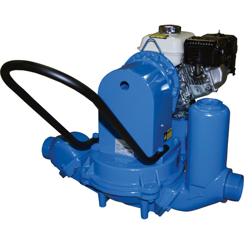Generac Gas Diaphragm Pump  3in., 5100 GPH, Honda GX120 Engine,