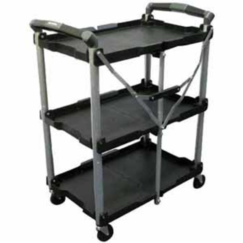 Olympia Pack N Roll Service Cart Display