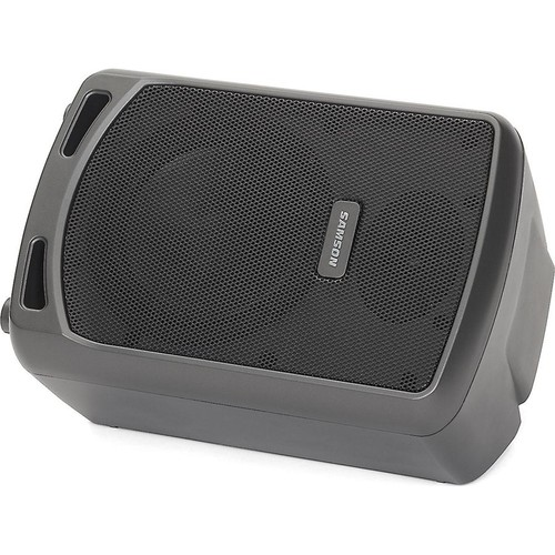 Samson Expedition Express Rechargeable portable PA system with Bluetooth and wired microphone