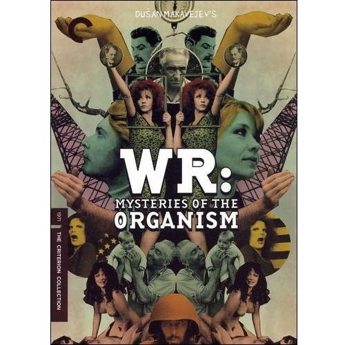 WR: Mysteries of the Organism [Criterion Collection] [DVD] [1971]