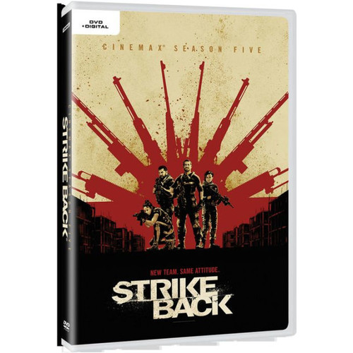 Strike Back: Complete Fifth Season