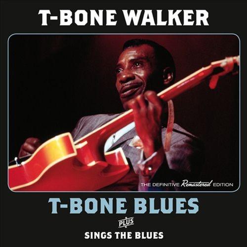 T-Bone Blues/Sings The Blues [CD]