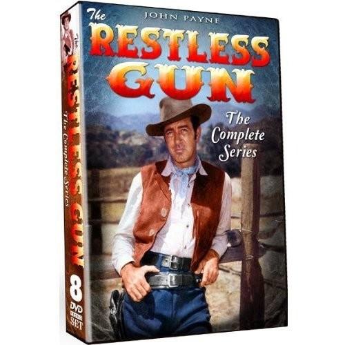 The Restless Gun: The Complete Series (Full Frame)