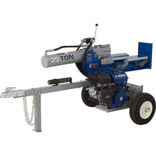 Powerhorse Horizontal/Vertical Log Splitter  35 Tons, 420cc Powerhorse Engine