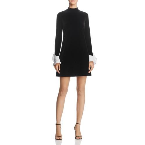 Dark Side Velvet Dress