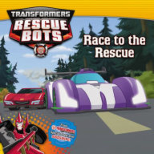 Transformers Rescue Bots: Race to the Rescue