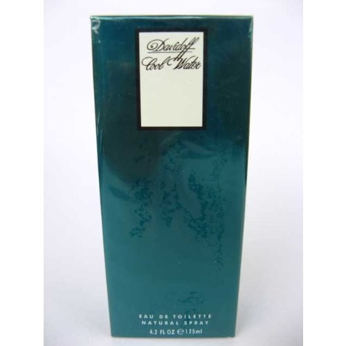 Davidoff Cool Water for Men By Zino Davidoff Fragrance Cologne Eau De Toilette Spray 4.2 Ounces 125 Ml