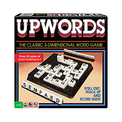 Winning Moves Classic Upwords