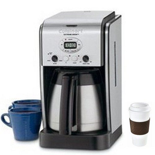 Cuisinart DCC-2750 - Extreme Brew 10-Cup Thermal Programmable Coffeemaker Copco To Go Cup