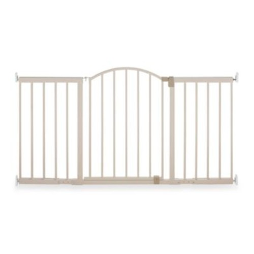 HOMESAFE by Summer Infant Metal Expansion Gate 6-Foot Wide Walk Thru