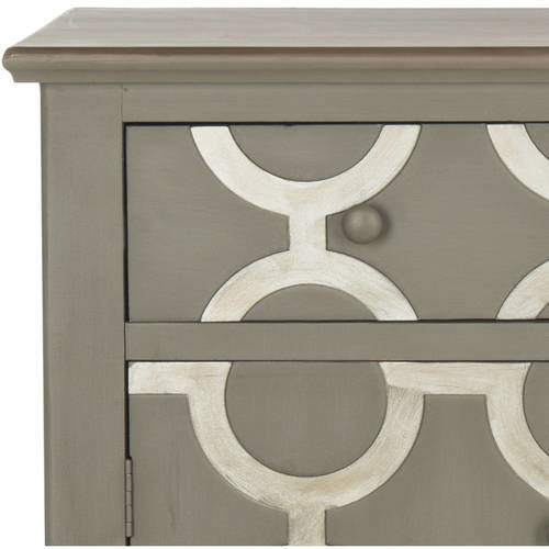 Safavieh Petula Storage Chest, Grey
