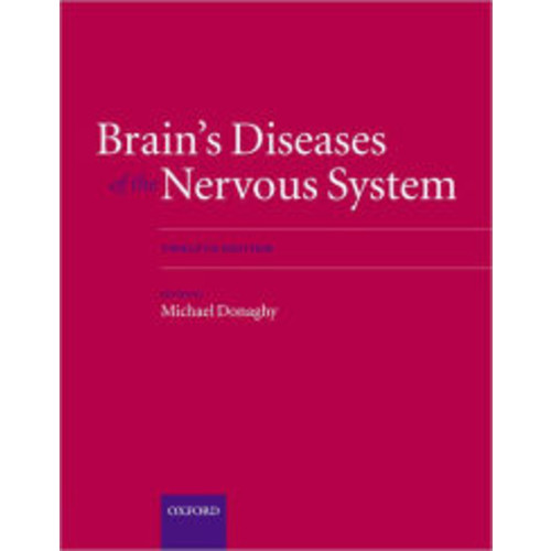 Brain's Diseases of the Nervous System Online / Edition 12