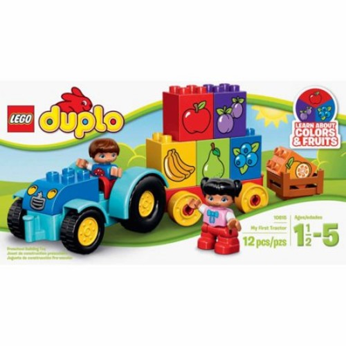 LEGO DUPLO My First Tractor (10615)