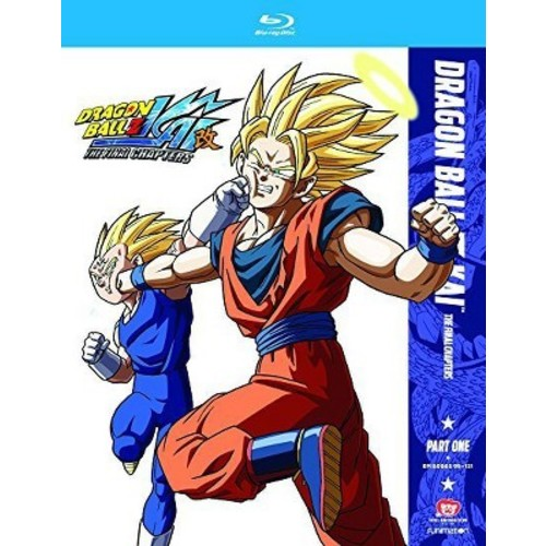 Dragon Ball Z Kai: The Final Chapters - Part 1 (Blu-ray)