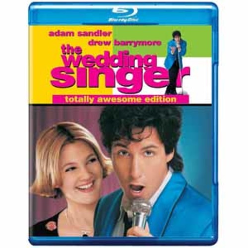 The Wedding Singer/ Wedding Crashers [Blu-Ray]