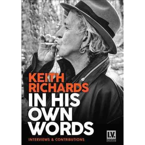 In His Own Words: Keith Richards (DVD)