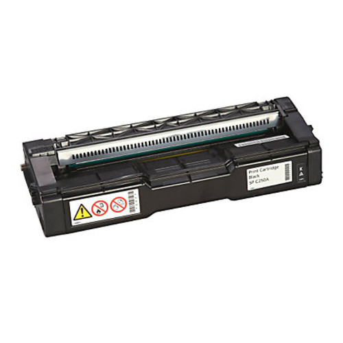 Ricoh SP C250A Original Toner Cartridge - Black