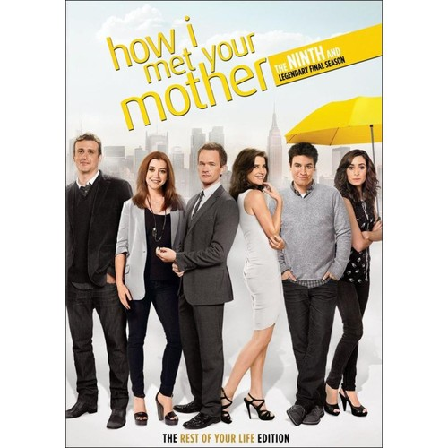 How I Met Your Mother: The Complete Season 9 [3 Discs] [DVD]