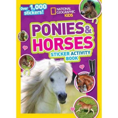 National Geographic Kids Ponies and Horses