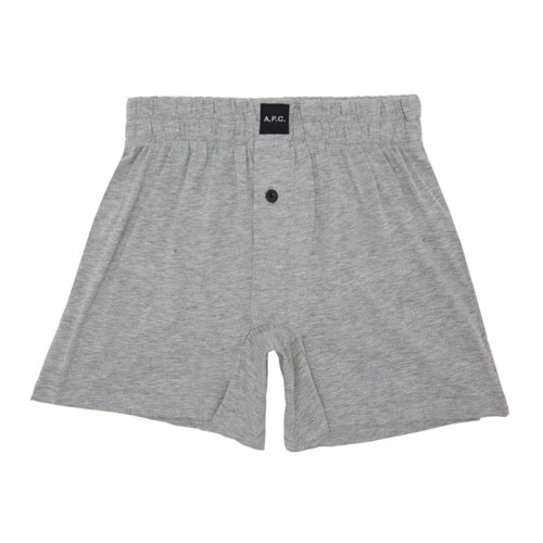 Grey Cabourg Boxer Briefs