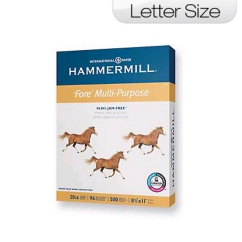 Hammermill Fore Multi-Purpose Copy Paper, 8-1/2