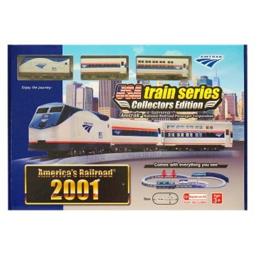 LEC USA 2001 Amtrak National Railroad Passenger Train Set