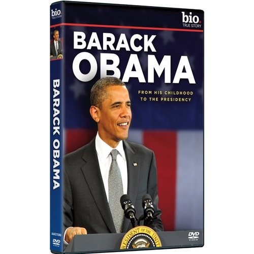 Biography: Barack Obama - From His Childhood to the Presidency [DVD] [2011]