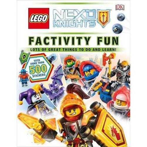 Lego Nexo Knights Factivity Fun (Paperback)