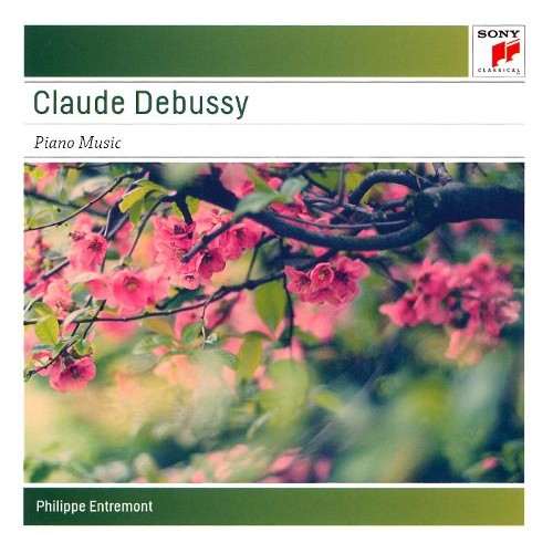 Debussy: Piano Music [CD]