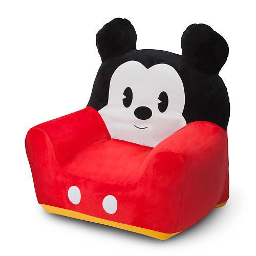 Delta Children Disney Mickey Mouse Club Chair