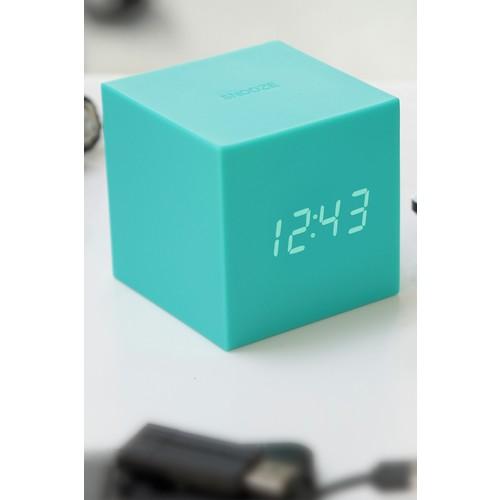 Gravity Click Clock - Green
