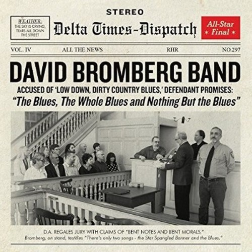 Dave Bromberg - Blues The Whole Blues And Nothing But (Vinyl)