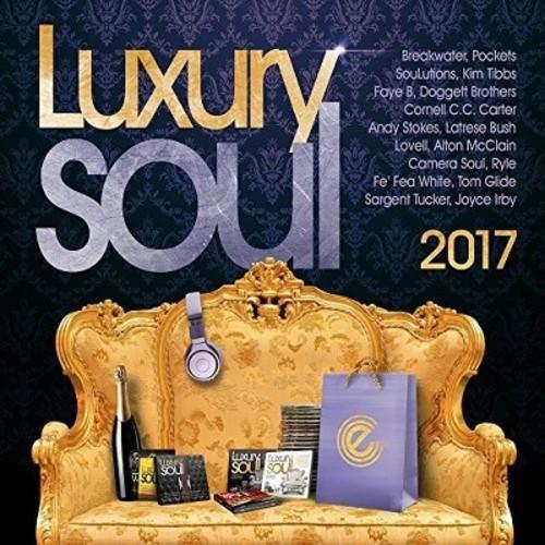 Luxury Soul 2017 & Various - Luxury Soul 2017 / Various (CD)