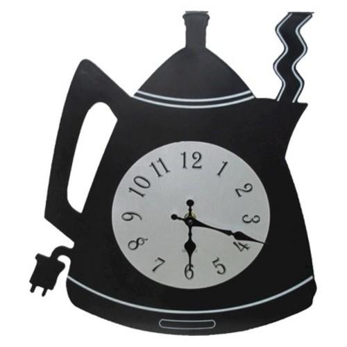 Creative Motions Kettle Clock