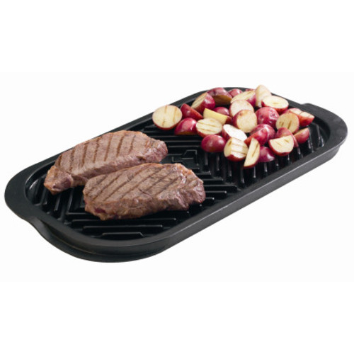 Nordic Ware Cast Aluminum Reversible Grill & Griddle