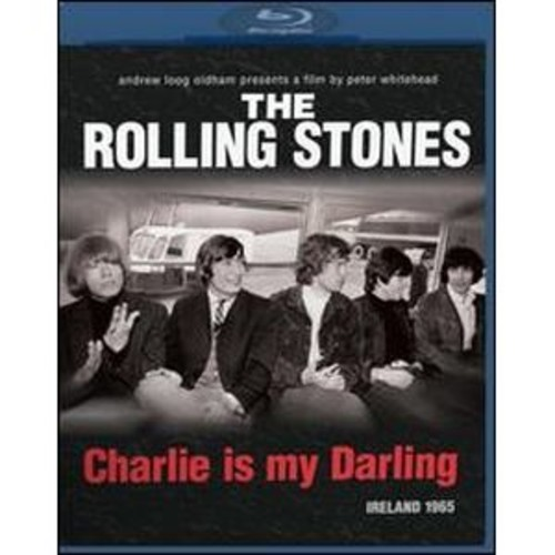 The Rolling Stones: Charlie Is My Darling - Ireland 1965 [Blu-ray] DHMA/DD5.1/DD2