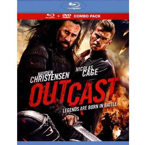 Outcast (Blu-ray + DVD) (Widescreen)