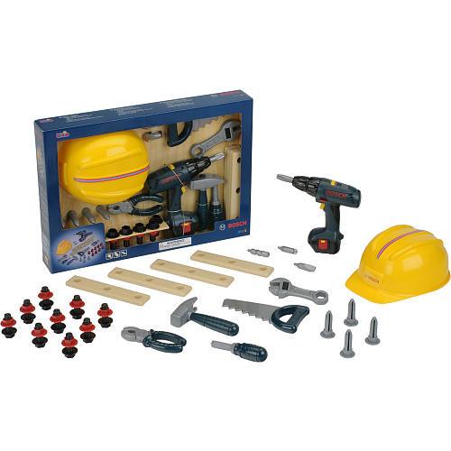 Bosch 36-Piece Toy Tool Set