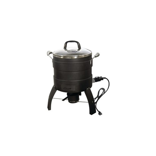Butterball 20100809 18Lb Capacity Electric Oil-Free Turkey Fryer