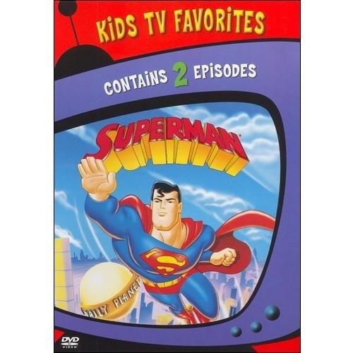 Superman: Kids TV Favorites [DVD]
