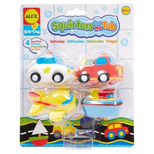Alex Toys Bath Squirters Vehicles