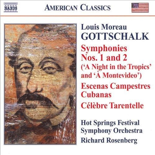 Symphony 1 - Escenas Campestres Cubanas