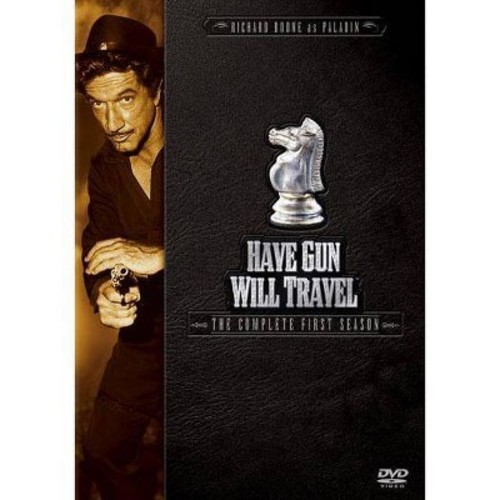 Have gun will travel:Complete first s (DVD)