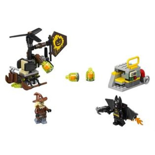 LEGO The Batman Movie Scarecrow Fearful Face-off (70913)