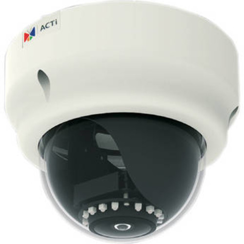 B53 3 Mp Superior WDR Day & Night Indoor IR Dome PoE Camera with Fixed Lens