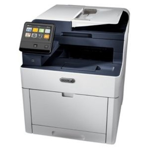 Xerox WorkCentre 6515 Color Multifunction Printer - Print/Copy/Scan/Email/Fax, Letter/Legal, Up To 30ppm, 2-Sided Print, USB/Ethernet, 250-Sheet Tray, 50-Sheet Multi-Purpose Tray - 6515/DNM