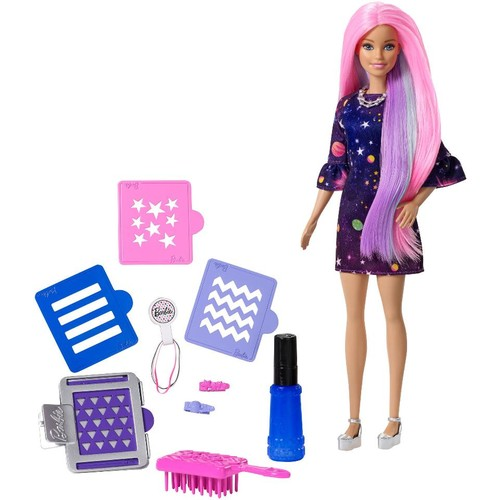 Barbie Color Surprise Doll Playset